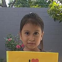 Apadrina Ashley (El Salvador)