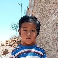 Apadrina Josue (Bolivia)