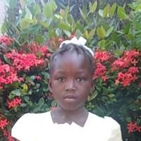 Adozione a distanza: sostieni Mickaella (Haiti)