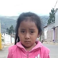 Adozione a distanza: sostieni Marjhory (Perù)