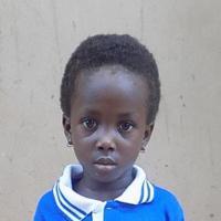 Adozione a distanza: sostieni Abigael (Togo)