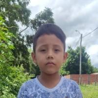 Apadrina Harold (Bolivia)