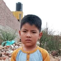Adozione a distanza: sostieni Izan (Bolivia)