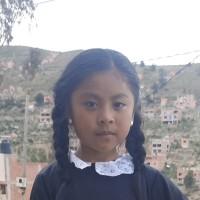 Apadrina Nicol (Bolivia)