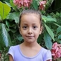 Apadrina Meylin (El Salvador)