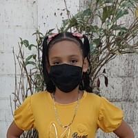 Adozione a distanza: sostieni Valentina (Colombia)