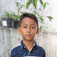Apadrina Irfan (Indonesia)