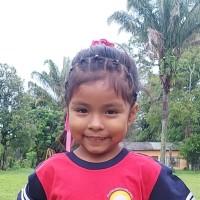 Adozione a distanza: sostieni Jhadciely (Bolivia)