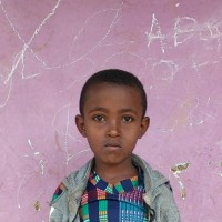 Apadrina Getachew (Etiopia)