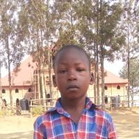 Apadrina Frank (Ruanda)